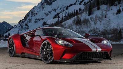 Ford inicia un recall sobre el deportivo GT por peligro de incendio