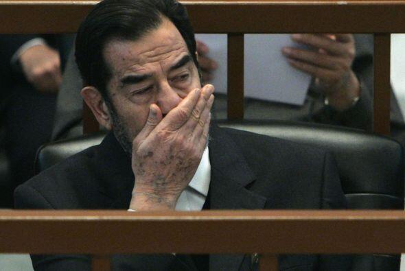 El ex mandatario fue condenado a la pena de muerte por el Alto Tribunal...