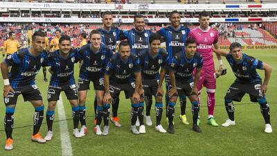 Querétaro se jugará una final ante Cruz Azul, según Camilo Sanvezzo