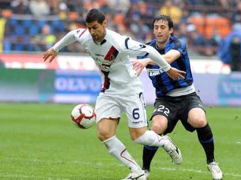 Inter de Milán recibió al Bolonia, con la obligació...