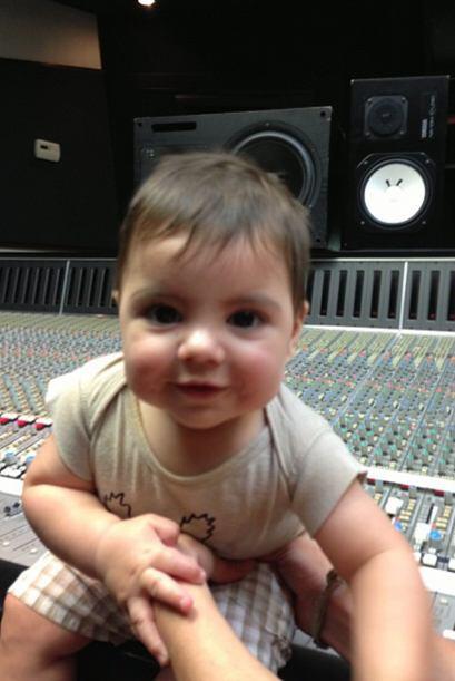 Milan Piqué es uno de los bebés más famosos del mundo, no sólo por ser h...