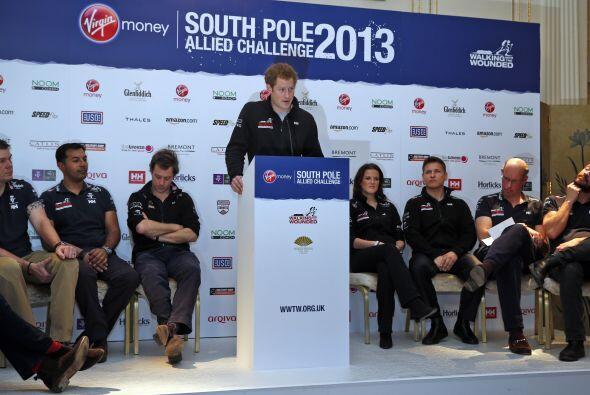 En total, viajaron más de 200 millas hacia el Polo Sur. Mira aquí los vi...