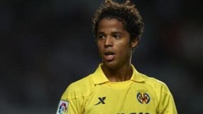 Dos Santos apenas disputó 24 minutos, pero fue tiempo suficiente para co...