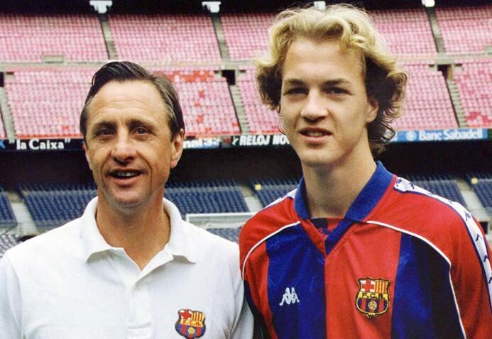 Genialidad heredada: hijos tras los pasos de sus padres en el fútbol mun...