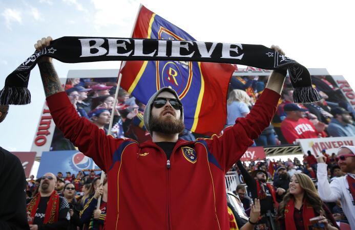 ¡Vuelve la MLS! Conoce a los aficionados de los 22 equipos de la liga RS...