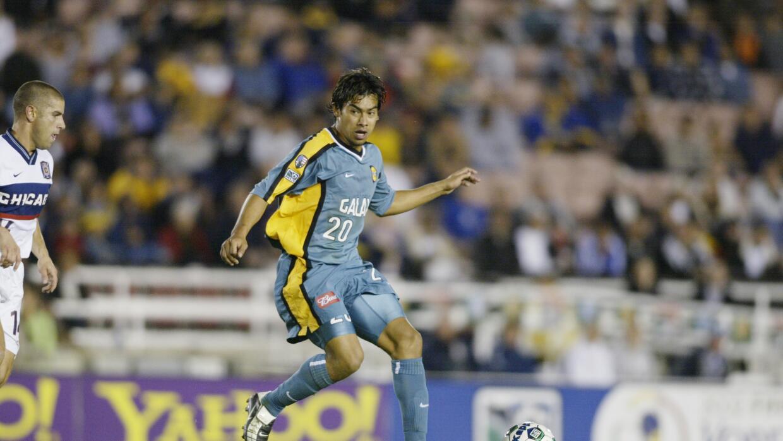 El Pescadito Ruiz fe el mejor de la MLS en 2002.