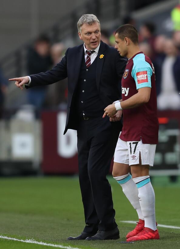West Ham [0]-3 Burnely: sorpresiva derrota del equipo de Javier Hernánde...