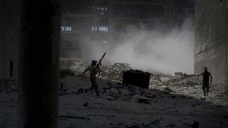 Más de 300 personas murieron en Siria, en la jornada más sangrienta desd...
