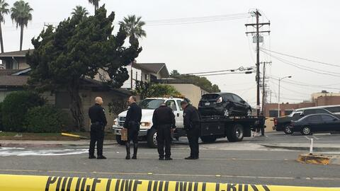 Dos personas murieron y una más terminó herida en un accid...