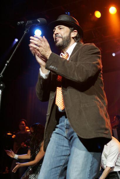Juan Luis Guerra es quizá uno de los músicos latinos con más galardones...
