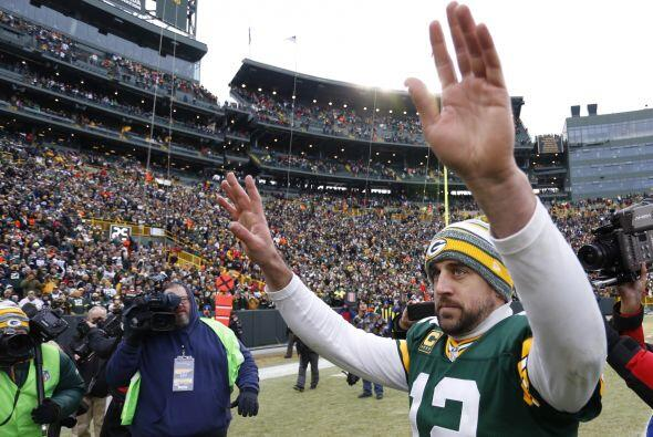 30.- Green Bay Packers (AP-NFL).