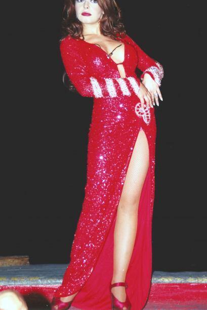 En el 2000 se convirtió en una de las más sexys protagonis...