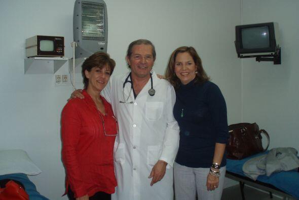 El trabajo del doctor Fernández Viña es cuestionado por sus colegas en E...