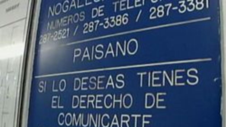 El Consulado de México avisa a los conciudadanos sobre sus derechos.
