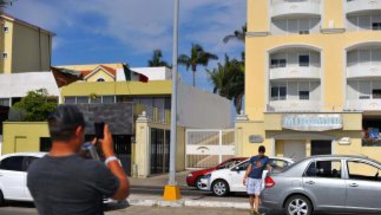 Desde la captura de El Chapo, el condominio Miramar y sus alrededores so...