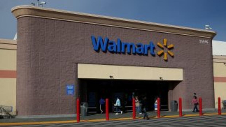 Walmart lanzó un nuevo servicio de envío de Dinero.