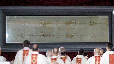 Nueva prueba contradice autenticidad de la Sábana Santa en la que se habría envuelto a Jesús tras su muerte