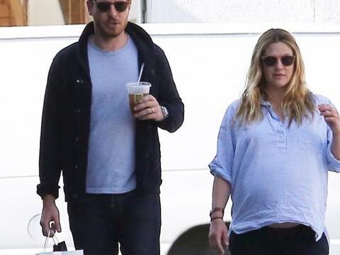 La actriz salió a pasear con su pareja, Will Kopelman el fin de s...