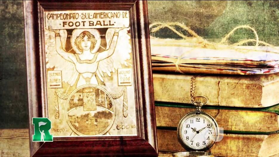 16 datos curiosos de 1916, el año en que nació la Copa América primeraco...