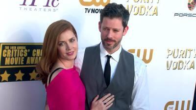 Amy Adams planea boda secreta