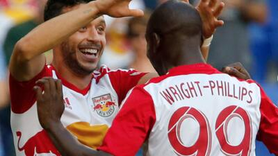 New York Red Bulls arrollan 3-0 al DC United con un doblete de BWP incluido