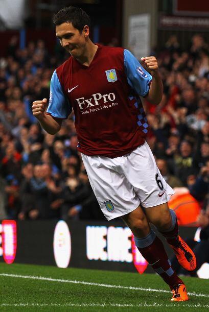 Lo ganaba el Aston Villa pero el partido tomó un giro inesperado.