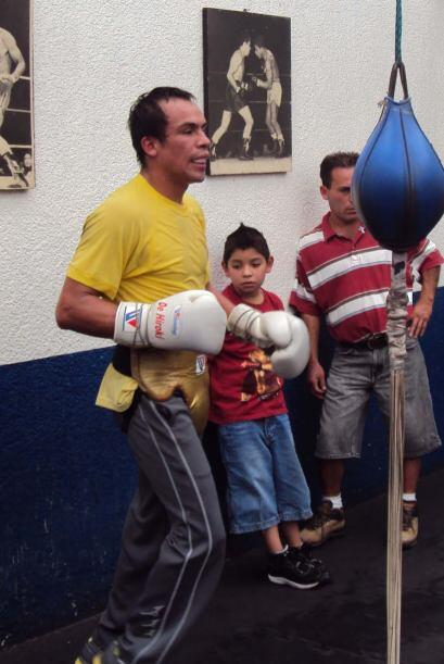 La revancha contra Juan 'Torito' Díaz en Las Vegas es algo que se toma m...