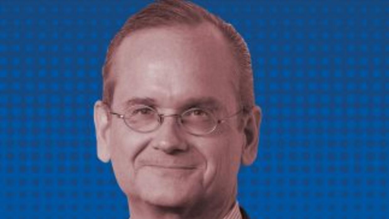 Lawrence Lessig, candidato demócrata