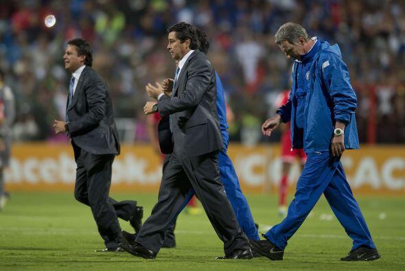 Luis Fernando Tena, tras la medalla de Oro en Londres 2012, ahora le dev...