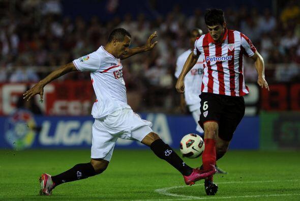la jornada dominical de la fecha 8 en la Liga española tuvo dos j...