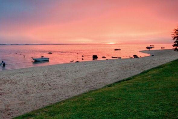 8. Mauritius