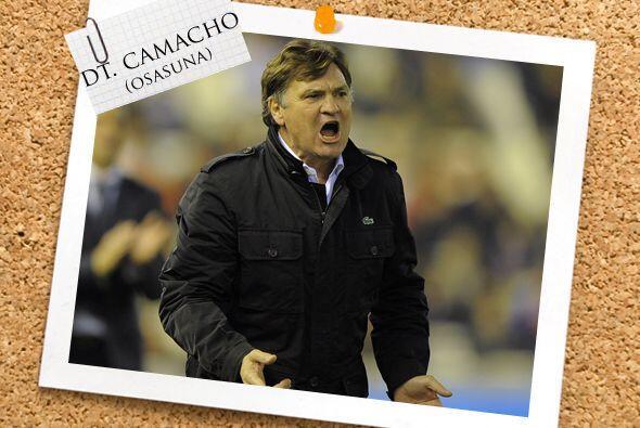 El técnico de la semana es el español José Antonio...