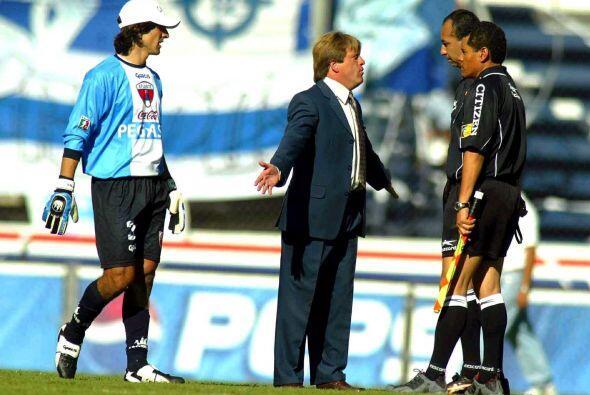 Atlante marca su carrera de entrenador, para pasar a Monterrey, con el c...