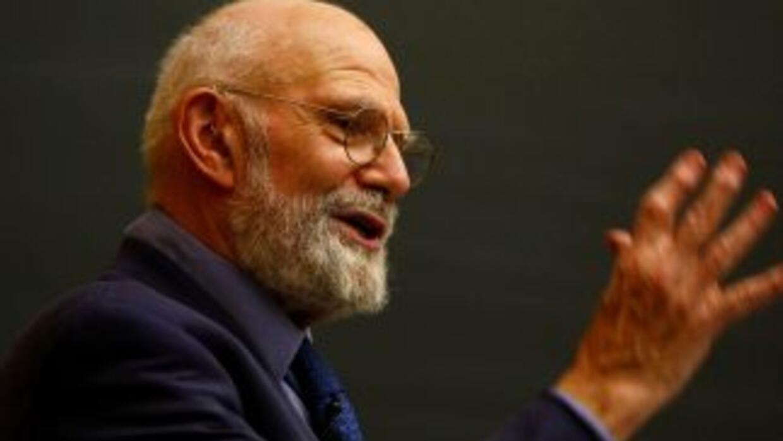 El neurólogo y escritor Oliver Sacks.