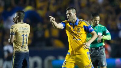 Tigres vs Pumas Final