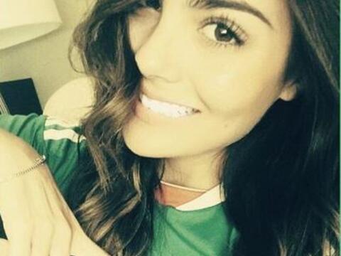 Ximena Navarrete  Qué mejor manera de expresar el amor por M&eacu...