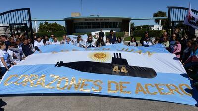 """""""Se abre una etapa de serias investigaciones"""": Macri tras hallazgo de submarino que mantuvo en vilo a Argentina"""