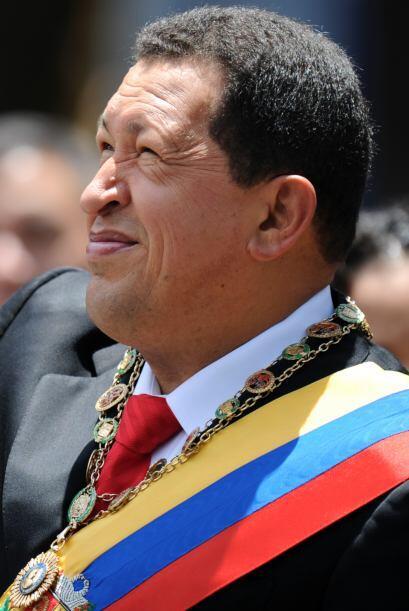 El presidente venezolano Hugo Chávez ya está pensando en u...