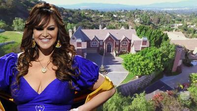Esta era la mansión de Jenni Rivera que pasó a manos de otro famoso tras su trágica muerte
