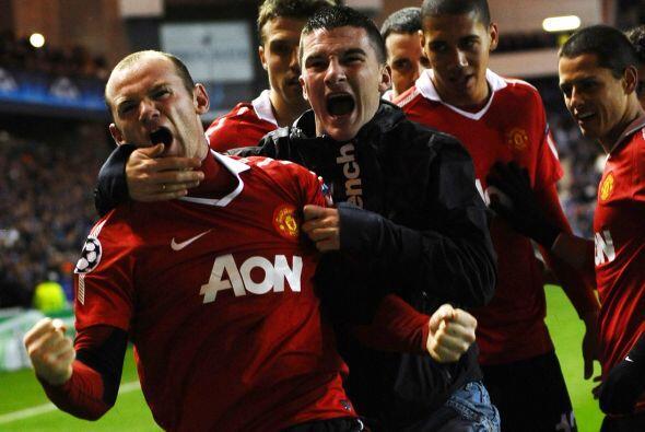 El Manchester United resultó de los conjuntos más sólidos. Pese a que ap...