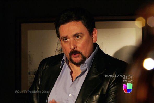 Sí, don Marcelino te despidió por presiones de Fausto.
