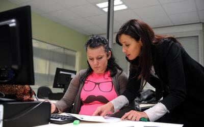 El FSA ID otorga acceso a los servicios online de la Oficina Federal de...