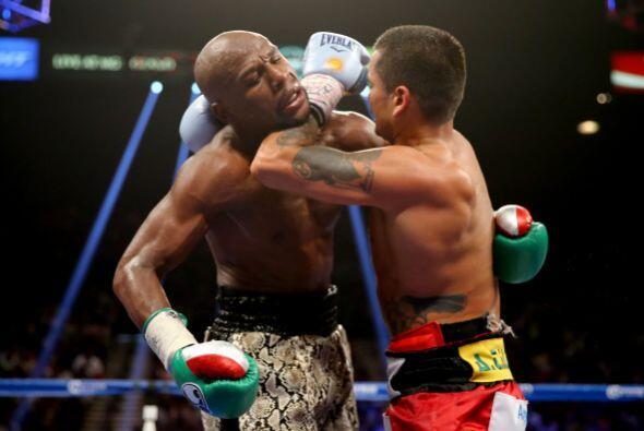 La pelea fue sucia de los dos lados.