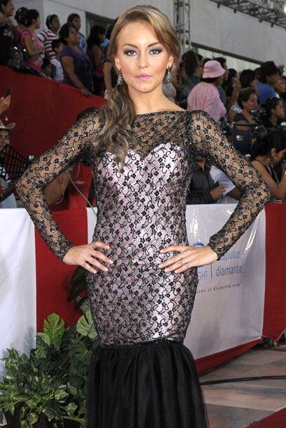 Angelique tiene un lugar muy importante porque es la ganadora del premio...