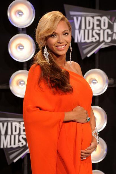 También, en los MTV Video Music Awards tuvimos la oportunidad de...