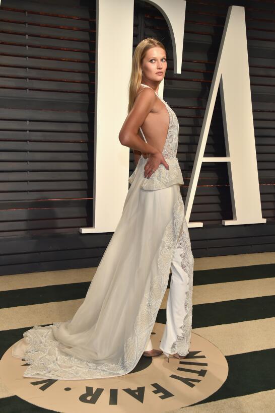 Toni Garrn, el ángel seductor que terminó su relación con un finalista d...
