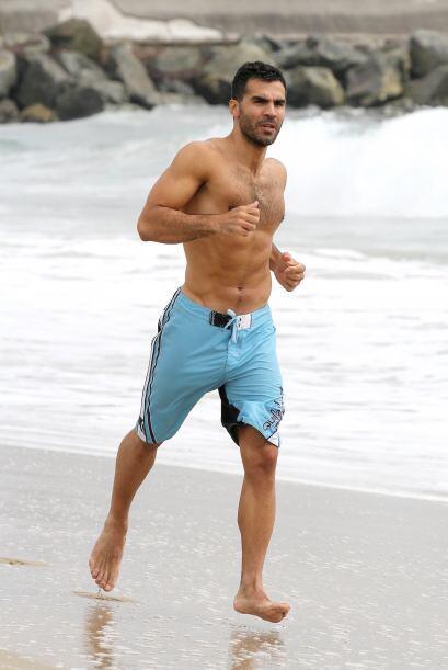 Ojani Noa, ex de Jennifer Lopez, tiene tremendo 'sixpack'. Más videos de...