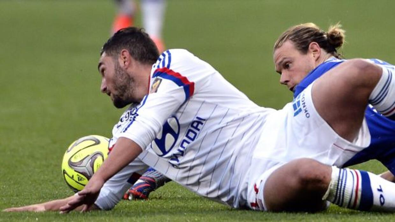 Marsella podría perder el cuarto lugar en la Ligue 1 tras perder ante Na...