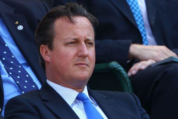 El Primer Ministro del Reino Unido, David Cameron, no asistió. En...