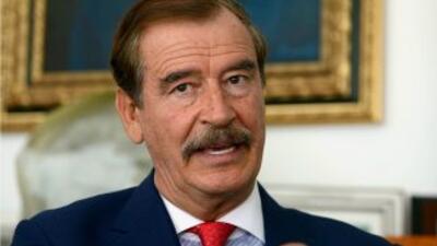 El expresidente mexicano afirmó que se asoció con inversores nacionales...